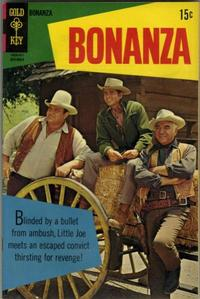 Cover Thumbnail for Bonanza (Western, 1962 series) #30