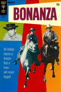 Cover Thumbnail for Bonanza (Western, 1962 series) #35
