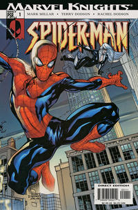 Cover Thumbnail for Marvel Knights Spider-Man (Marvel, 2004 series) #1