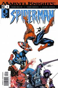 Cover Thumbnail for Marvel Knights Spider-Man (Marvel, 2004 series) #2