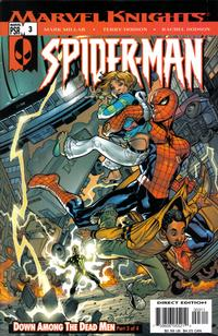 Cover Thumbnail for Marvel Knights Spider-Man (Marvel, 2004 series) #3