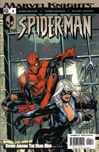 Cover Thumbnail for Marvel Knights Spider-Man (Marvel, 2004 series) #4