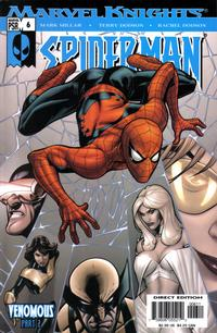 Cover Thumbnail for Marvel Knights Spider-Man (Marvel, 2004 series) #6
