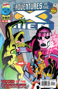Cover Thumbnail for The Adventures of the X-Men (Marvel, 1996 series) #9