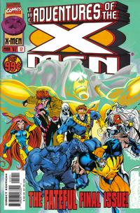 Cover Thumbnail for The Adventures of the X-Men (Marvel, 1996 series) #12