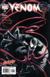 Cover Thumbnail for Venom (Marvel, 2003 series) #1