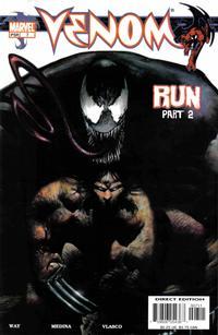 Cover Thumbnail for Venom (Marvel, 2003 series) #7