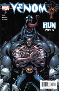 Cover Thumbnail for Venom (Marvel, 2003 series) #10