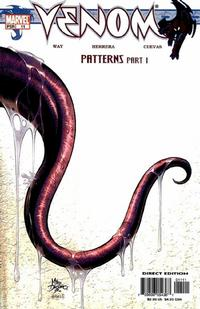 Cover Thumbnail for Venom (Marvel, 2003 series) #11