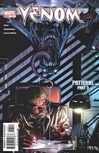 Cover Thumbnail for Venom (Marvel, 2003 series) #13