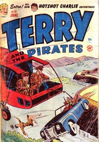 Cover Thumbnail for Terry and the Pirates Comics (Harvey, 1947 series) #16