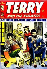 Cover Thumbnail for Terry and the Pirates Comics (Harvey, 1947 series) #19
