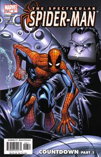 Cover Thumbnail for Spectacular Spider-Man (Marvel, 2003 series) #6