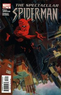 Cover Thumbnail for Spectacular Spider-Man (Marvel, 2003 series) #14