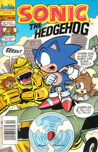 Cover Thumbnail for Sonic the Hedgehog (Archie, 1993 series) #17