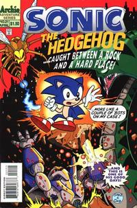 Cover Thumbnail for Sonic the Hedgehog (Archie, 1993 series) #21
