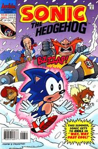 Cover Thumbnail for Sonic the Hedgehog (Archie, 1993 series) #26