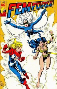 Cover Thumbnail for FemForce (AC, 1985 series) #12