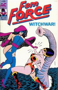 Cover Thumbnail for FemForce (AC, 1985 series) #15