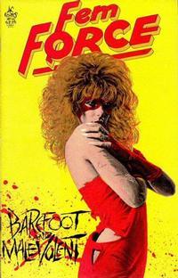 Cover Thumbnail for FemForce (AC, 1985 series) #16
