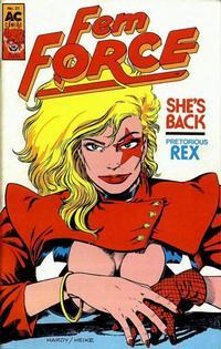 Cover Thumbnail for FemForce (AC, 1985 series) #21