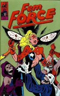 Cover Thumbnail for FemForce (AC, 1985 series) #22