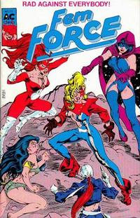 Cover Thumbnail for FemForce (AC, 1985 series) #23