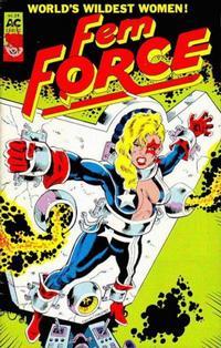 Cover Thumbnail for FemForce (AC, 1985 series) #24