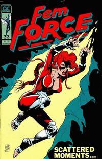 Cover Thumbnail for FemForce (AC, 1985 series) #33