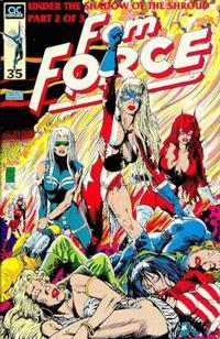 Cover Thumbnail for FemForce (AC, 1985 series) #35