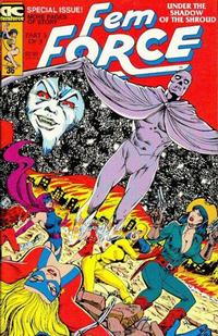 Cover Thumbnail for FemForce (AC, 1985 series) #36