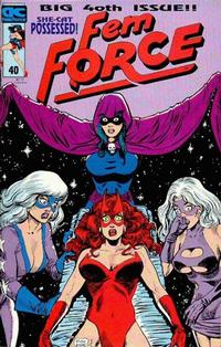 Cover Thumbnail for FemForce (AC, 1985 series) #40
