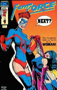 Cover Thumbnail for FemForce (AC, 1985 series) #41