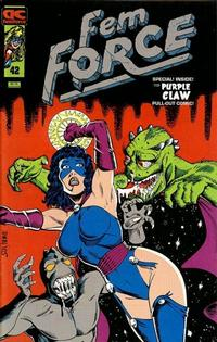 Cover Thumbnail for FemForce (AC, 1985 series) #42