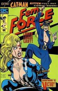 Cover Thumbnail for FemForce (AC, 1985 series) #44