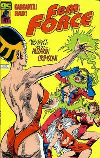 Cover Thumbnail for FemForce (AC, 1985 series) #47