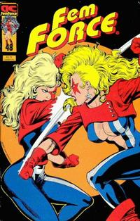 Cover Thumbnail for FemForce (AC, 1985 series) #48