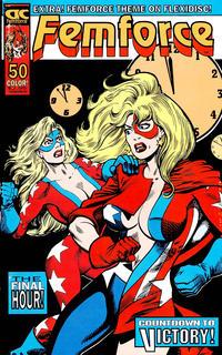 Cover Thumbnail for FemForce (AC, 1985 series) #50
