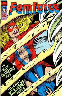 Cover Thumbnail for FemForce (AC, 1985 series) #52