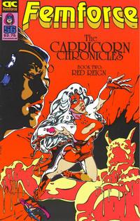 Cover Thumbnail for FemForce (AC, 1985 series) #56