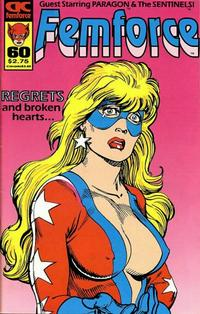 Cover for FemForce (AC, 1985 series) #60