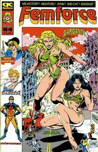 Cover Thumbnail for FemForce (AC, 1985 series) #64