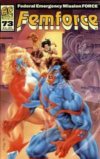 Cover Thumbnail for FemForce (AC, 1985 series) #73