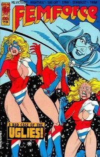 Cover Thumbnail for FemForce (AC, 1985 series) #78