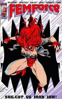Cover Thumbnail for FemForce (AC, 1985 series) #79
