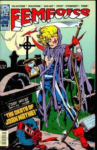 Cover Thumbnail for FemForce (AC, 1985 series) #84