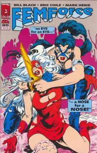 Cover Thumbnail for FemForce (AC, 1985 series) #85