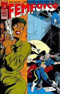 Cover Thumbnail for FemForce (AC, 1985 series) #86