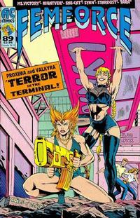 Cover for FemForce (AC, 1985 series) #89