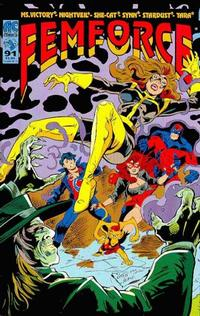 Cover Thumbnail for FemForce (AC, 1985 series) #91
